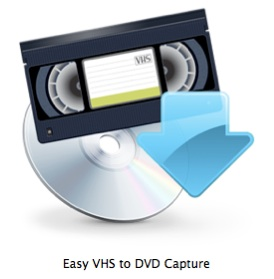 Easy VHS to DVD Capture